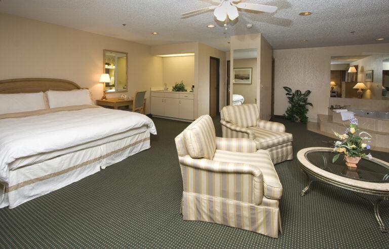 King Tut Suite